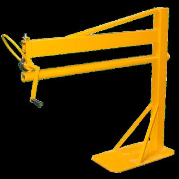 Для изготовления фальца, Metal Master ZGT-1250